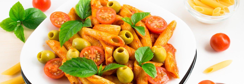Insalata di mare con verdure al ristorante Nathalie Restaurant E Caffè a Bari