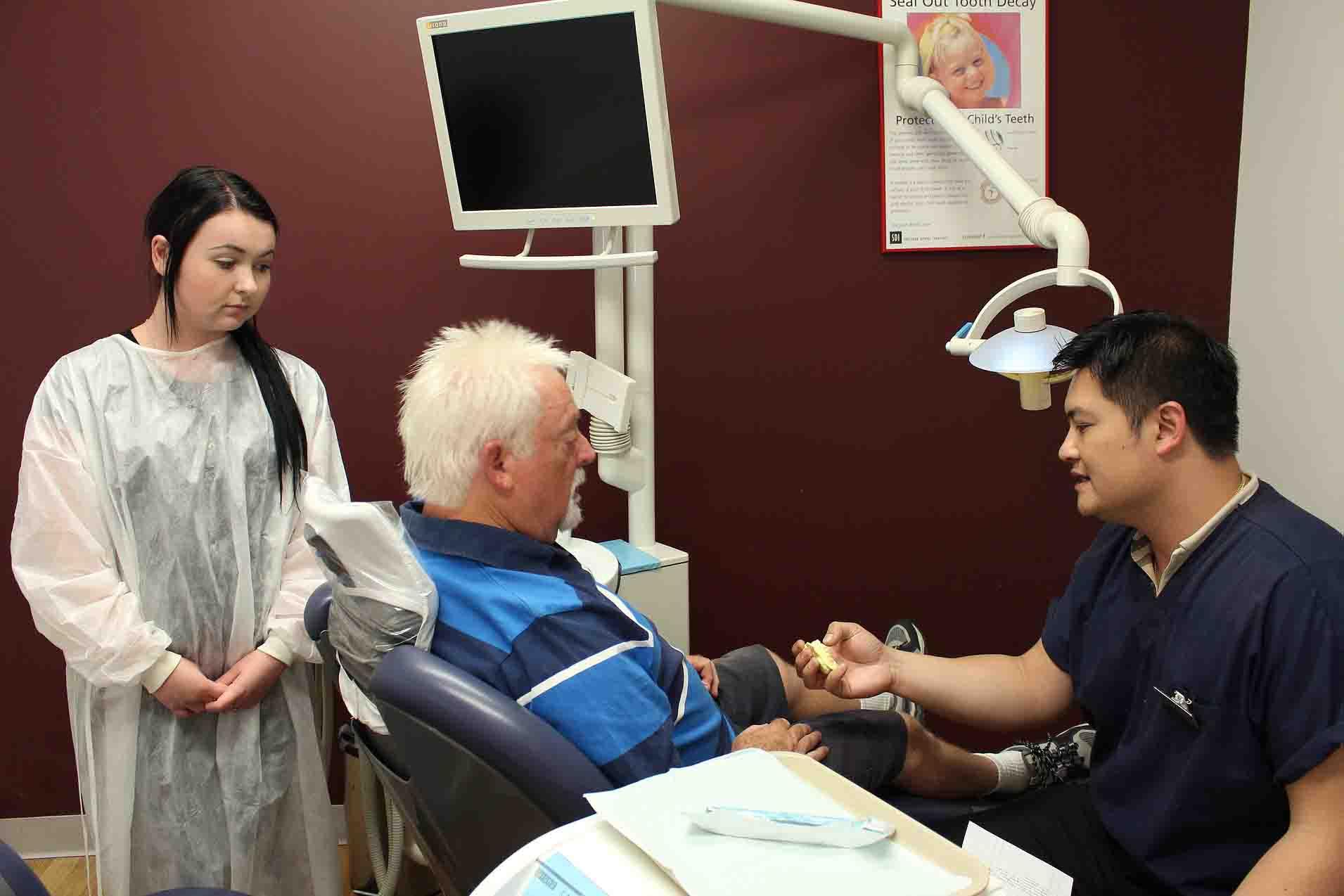 kellyville dental services employee