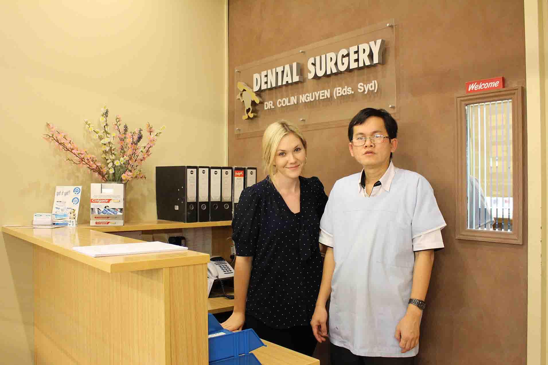 kellyville dental employees