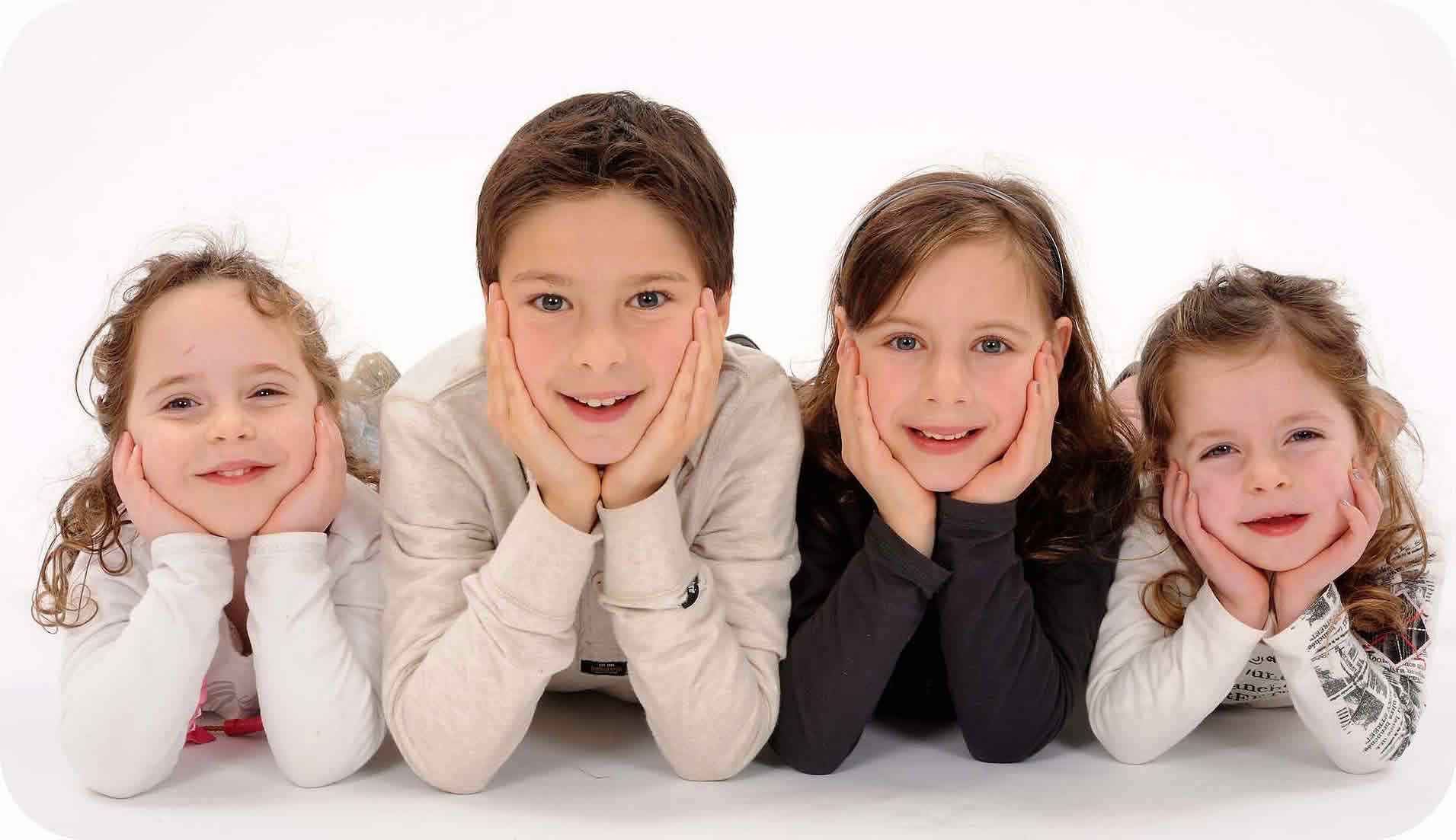 Kids at the dentist in Kings Langley