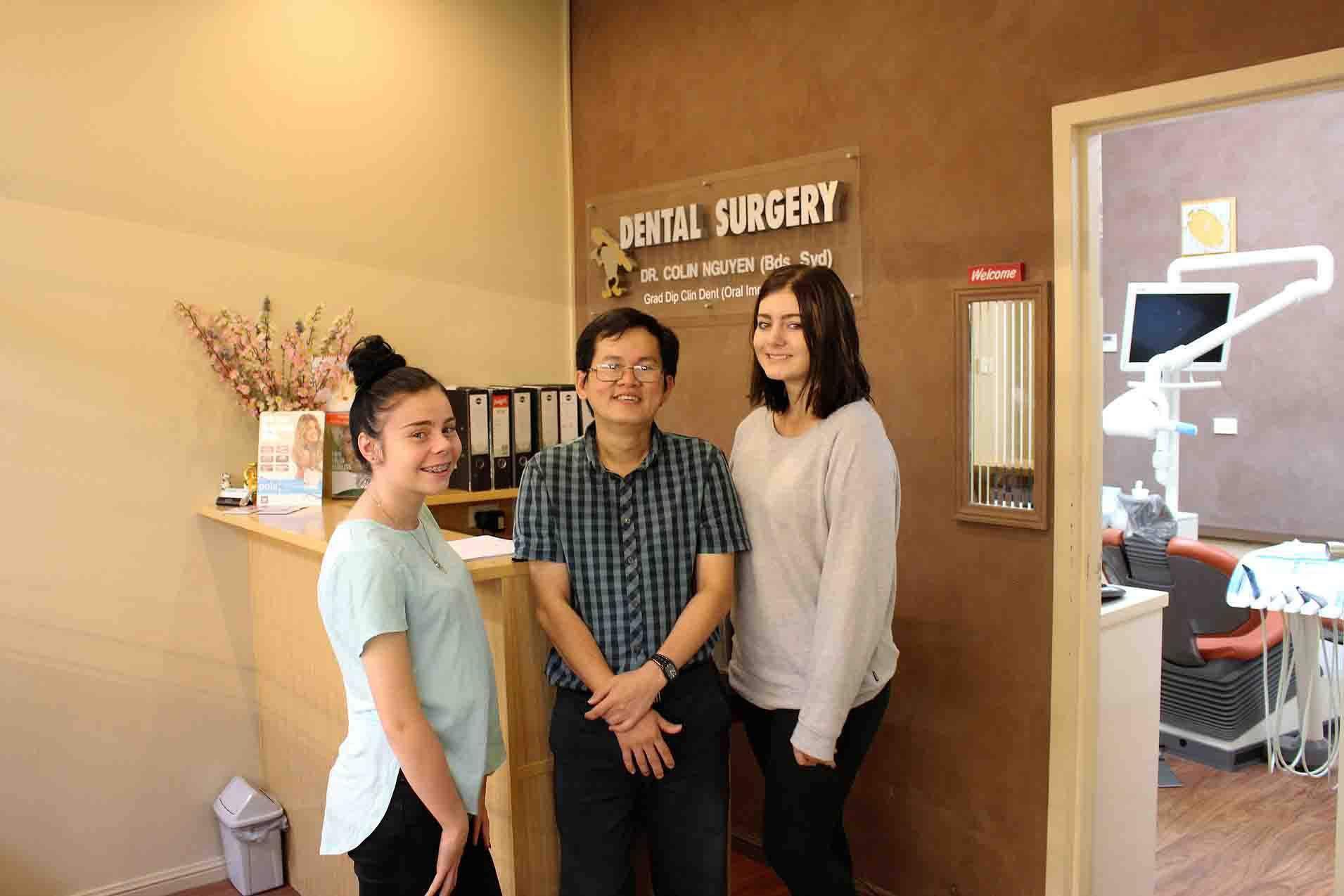 kellyville dental services employees