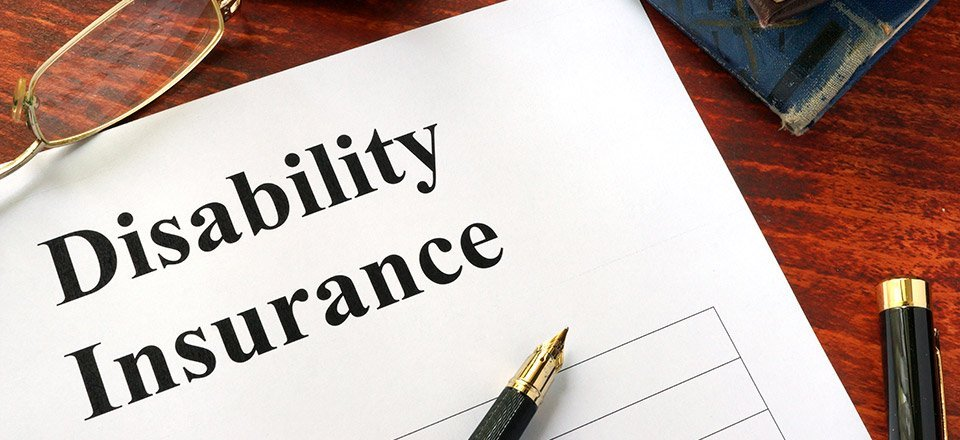 disability insurance paperwork - Winters Insurance - Quincy, IL