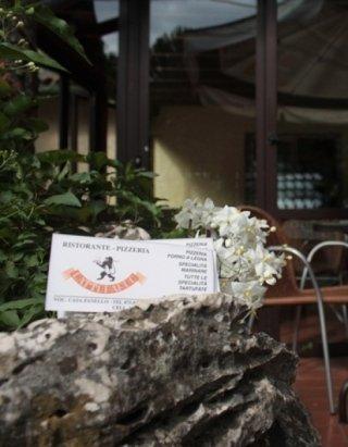 biglietto visita ristorante