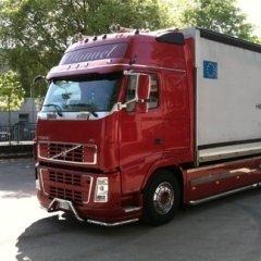 verniciatura accessori camion