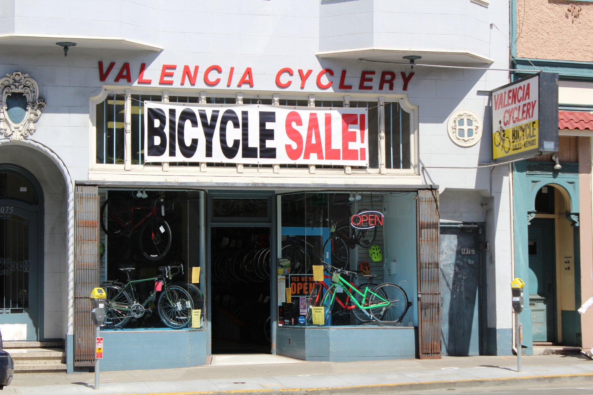 Bike Shop & Bike Repair San Francisco, CA - Valencia Cyclery