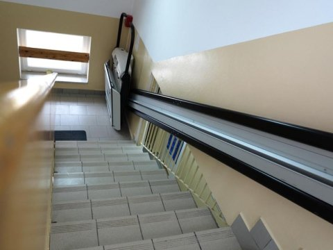 Piattaforma per disabili - Torino
