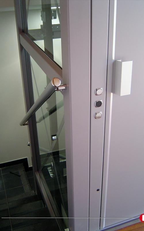 Pulsanti ascensore Elfo59L - Viale Ascensori