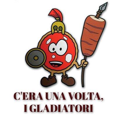 C`era una volta i gladiatori logo