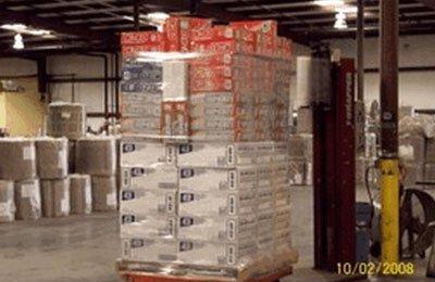 Logistics solutions filing system in Dalton, GA