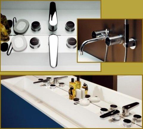 rubinetti bagno e cucina