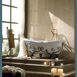 vasca stile antico