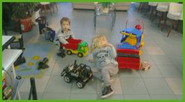 ambulatorio dentistico per bambini