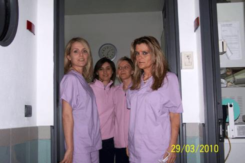 equipe dentistica