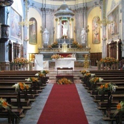 addobbi per chiese
