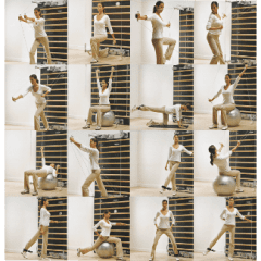 ginnastica riabilitativa, kinesis, esercizi per la postura, rinforzo muscolare