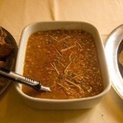piatto legumi, cucina indiana