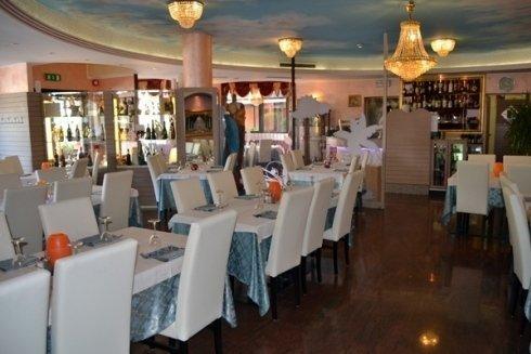 ampia sala ristorante