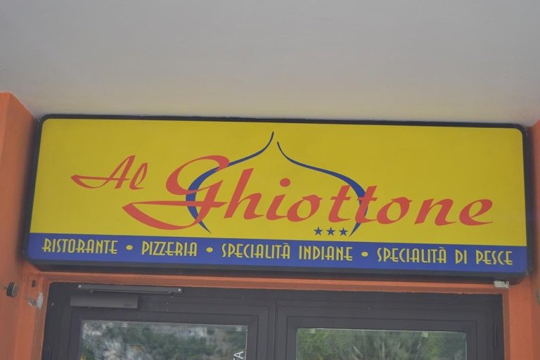 Ristorante indiano - Ala - Al Ghiottone