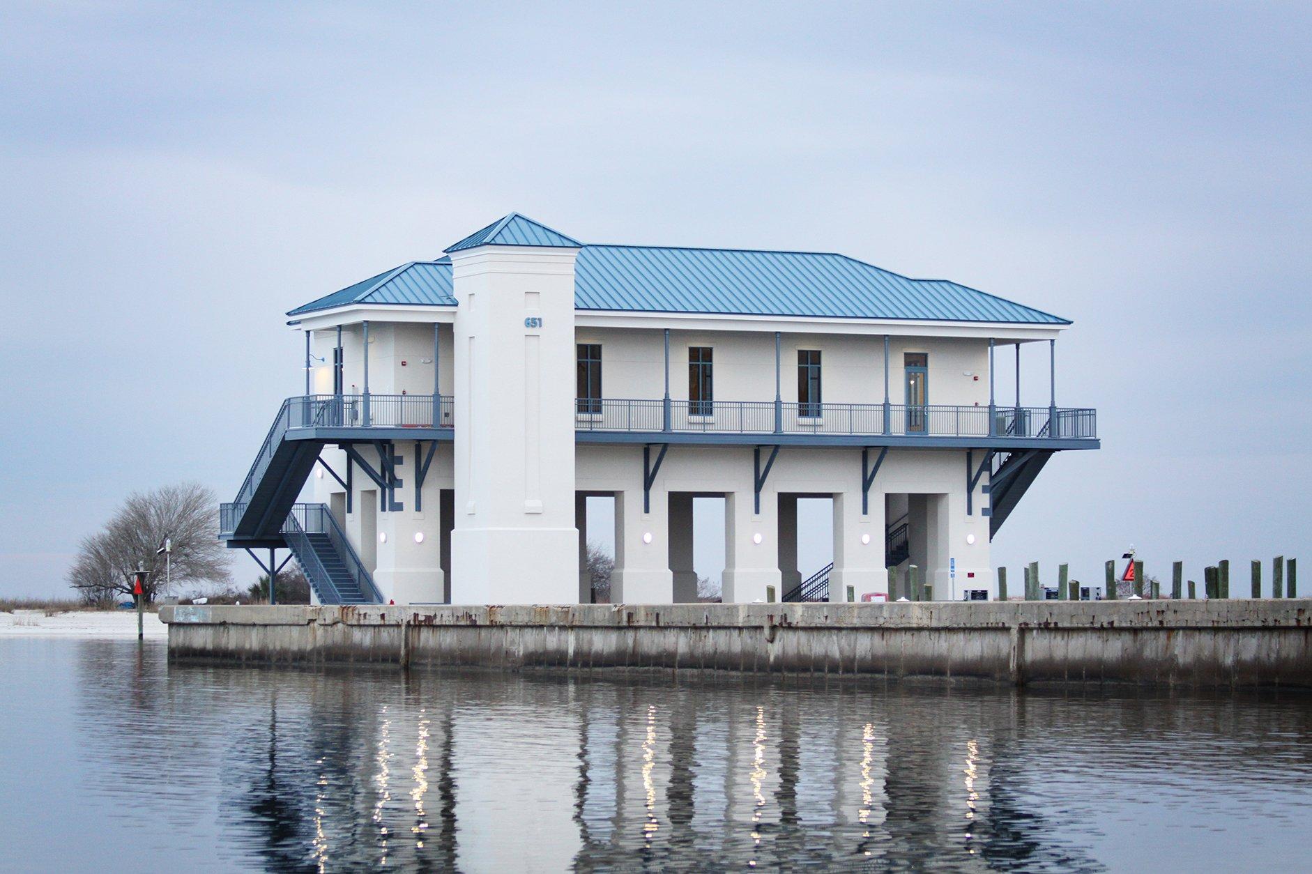 Bait and Fuel at Biloxi Small Craft Harbor