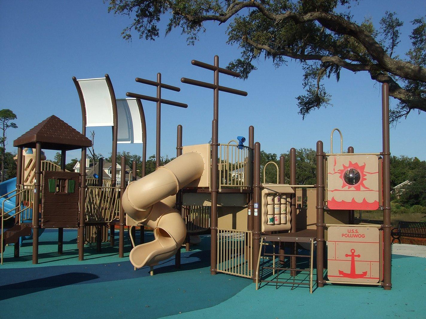 Ft. Maurepas Park and Pavilion