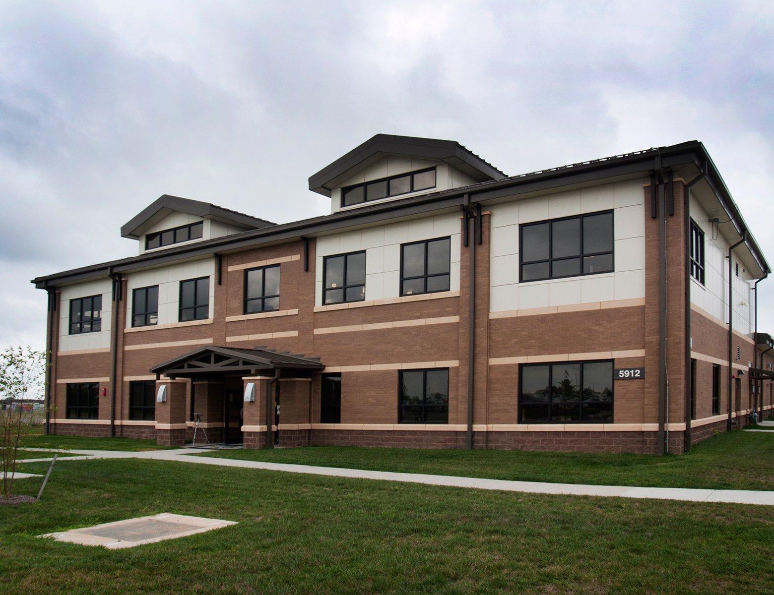 Battalion Headquarters Complex