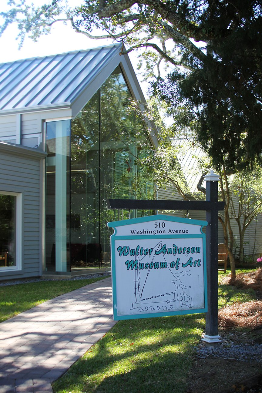 Walter Anderson Museum of Art