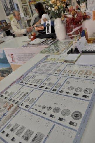 Rilegature a spirale, Trasformazione files, Creazione biglietti