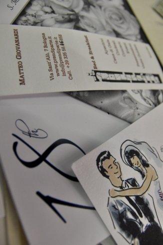 inviti, brochure, carta intestata