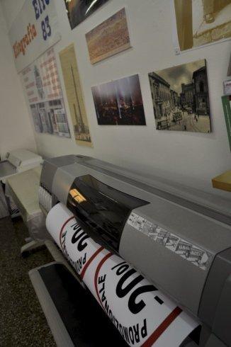 fotocopie, plottaggi, realizzazione papiri di laurea