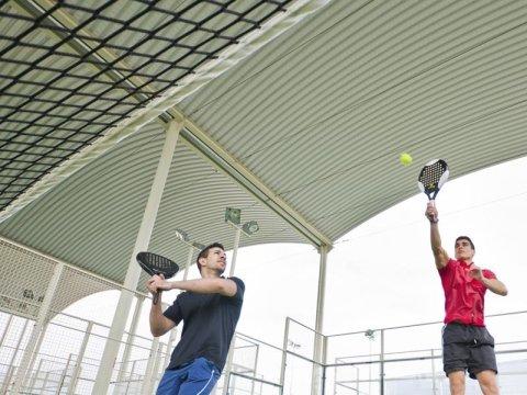 coperture campi tennis