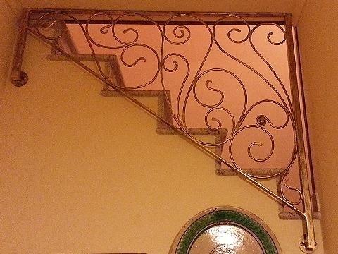 scale e parapetti