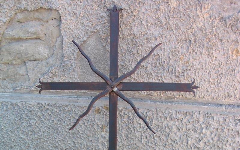 croce ferro