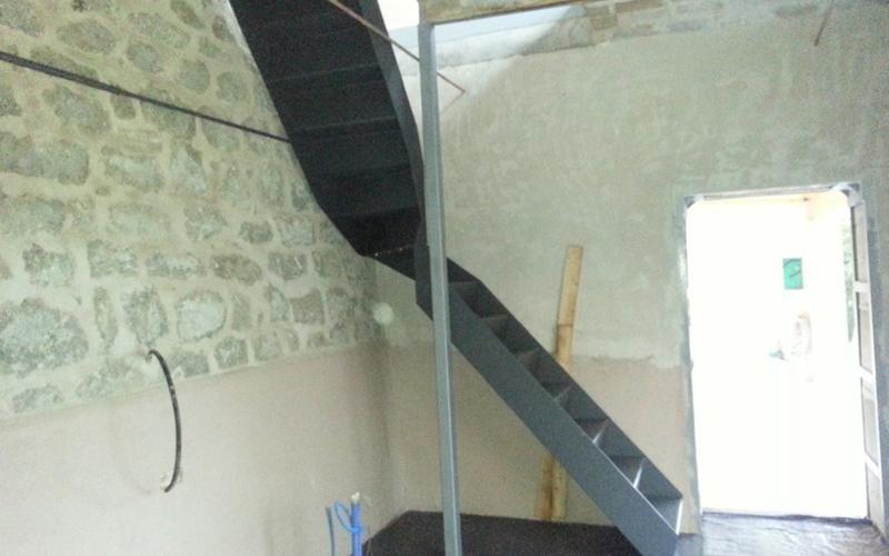 lavorazioni scale ferro