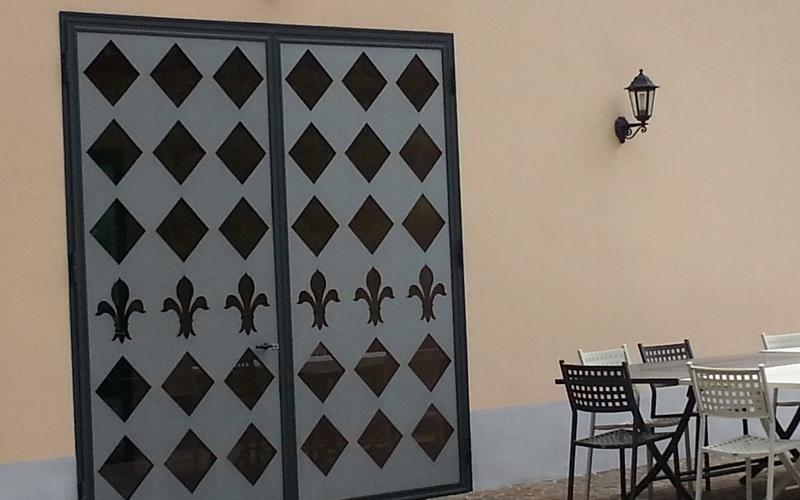 decorazioni ingresso