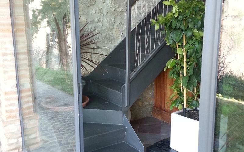 scale gradini ferro
