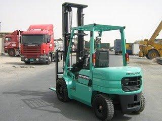 forklift trucks rental