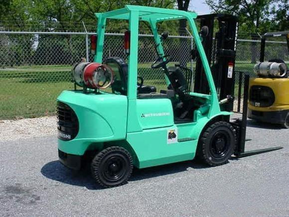 forklift trucks hire