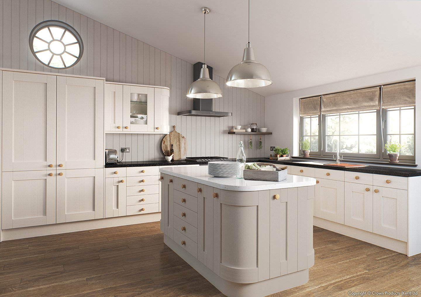 Kitchen Styles Available
