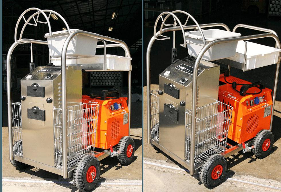 carrello generatore