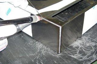 saldatura acciaio