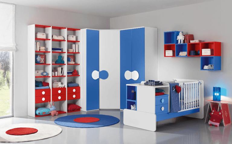 Camere per ragazzi