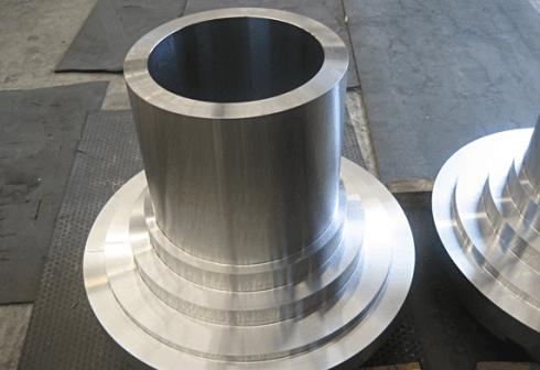 long welding nek, PRODUZIONE long welding nek
