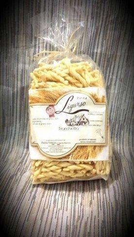 confezione di pasta tronchetti
