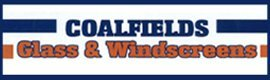 coalfields glass and windscreens logo