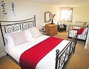 Holiday homes - Wigton, Cumbria - The Stackyard Holiday Cottages - Bedroom