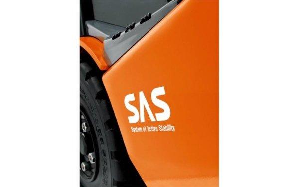 sistema SAS Triago Toyota