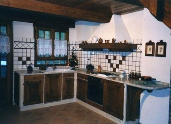 Arredamento cucine su misura