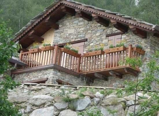 Balconata esterna