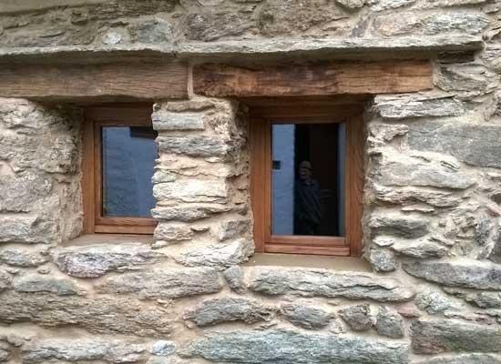 Finestre a tenuta in legno
