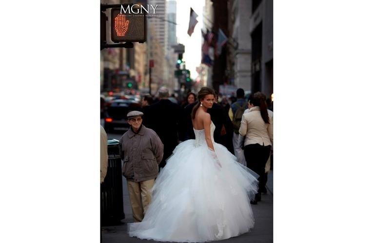 Modelli MGNY per la sposa